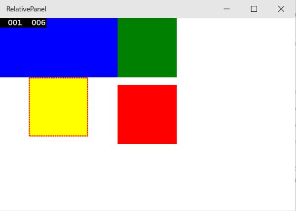 Seleccionando elementos visuales