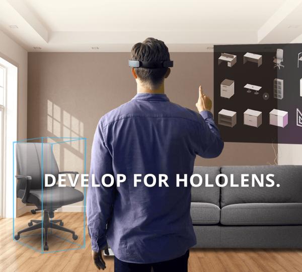 Desarrollo para HoloLens